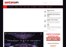 santana27.com