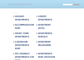 santanaholidayapartments.co.uk