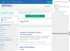 santander.jobtonic.es