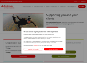 santanderforintermediaries.co.uk