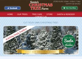 santaschristmastreefarm.com