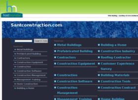santconstruction.com