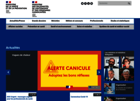 sante.gouv.fr