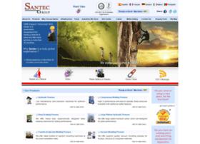 santecindia.com