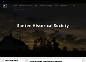 santeehistoricalsociety.com