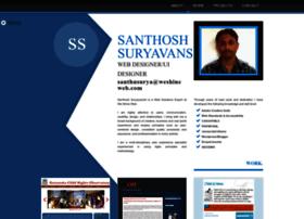 santhosh.weshineweb.com