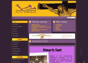 santissimcristdelafe.com