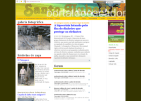 santohuberto.com