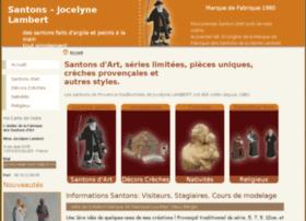 santons-lambert-jocelyne.fr