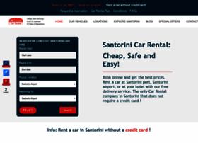 santorini-rent-a-car.com