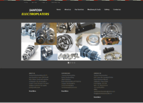 santoshelectroplaters.in