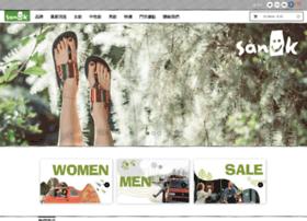 sanuk.com.tw