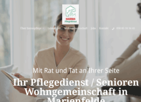 sanuspflege.de