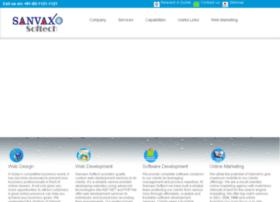 sanvaxosoftech.com