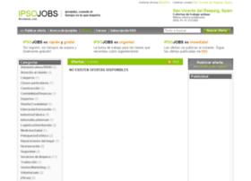 sanvicentedelraspeig.ipsojobs.com