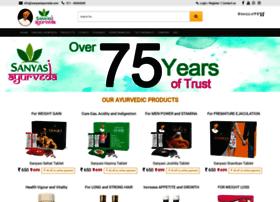 sanyasiayurveda.com