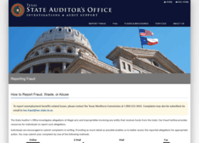 sao.fraud.state.tx.us