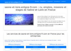 saone-et-loire.enligne-fr.com