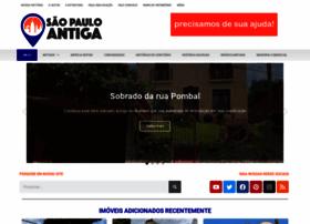 saopauloantiga.com.br