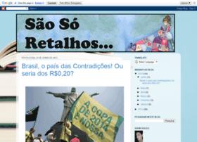 saosoretalhos.blogspot.com.br