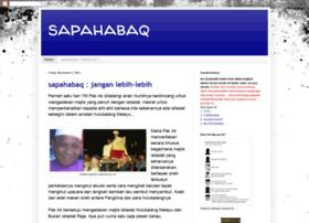 sapahabaq.blogspot.com
