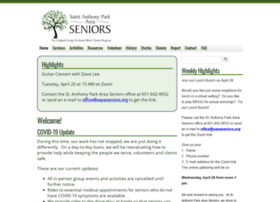 sapaseniors.org