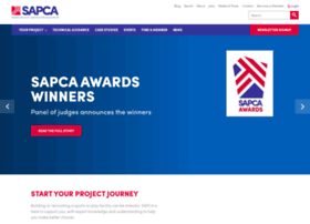sapca.org.uk