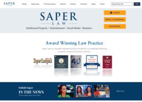 saperlaw.com