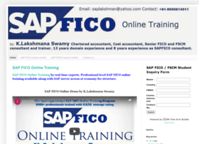 sapficoonlinetrainingindia.blogspot.in