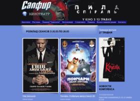 sapfir-kino.com
