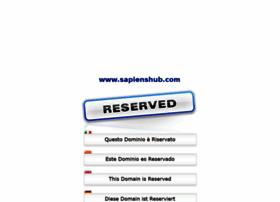 sapienshub.com
