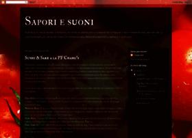 saporiesuoni.blogspot.mx