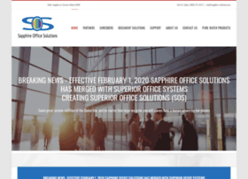 sapphire-solutions.com