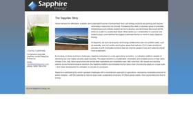sapphireenergy.com