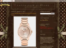 sapphireministore.blogspot.com