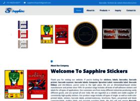sapphirestickers.com