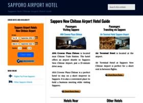 sapporoairporthotel.com