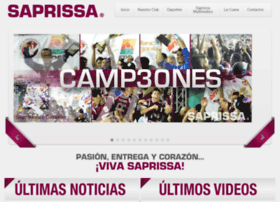 saprissa.co.cr