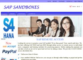 sapsandboxes.com