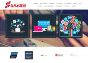 sapsystems.it