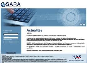 sara.has-sante.fr