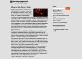 sarabiamanorhotel.com