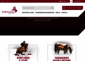 saracen-horse-feeds.co.uk