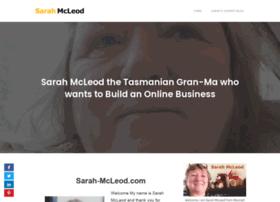 sarah-mcleod.com