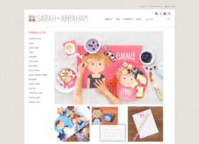 sarahandabraham.com