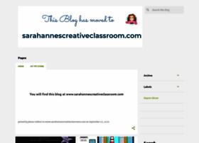 sarahannescreativeclassroom.blogspot.de