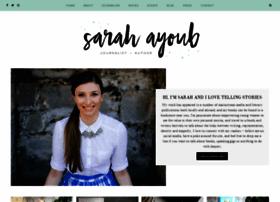 sarahayoub.com