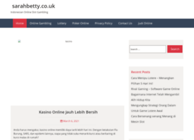 sarahbetty.co.uk