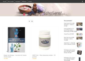 sarahdivine.echosante.com