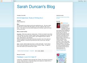 sarahduncansblog.blogspot.com